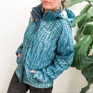 Women's Columbia Bugaboo Blue Outer Shell Jacket